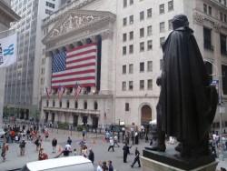 Фондовый рынок. NYSE, Нью-Йоркская фондовая биржа