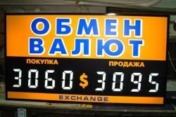 BID и ASK в пункте обмена валют